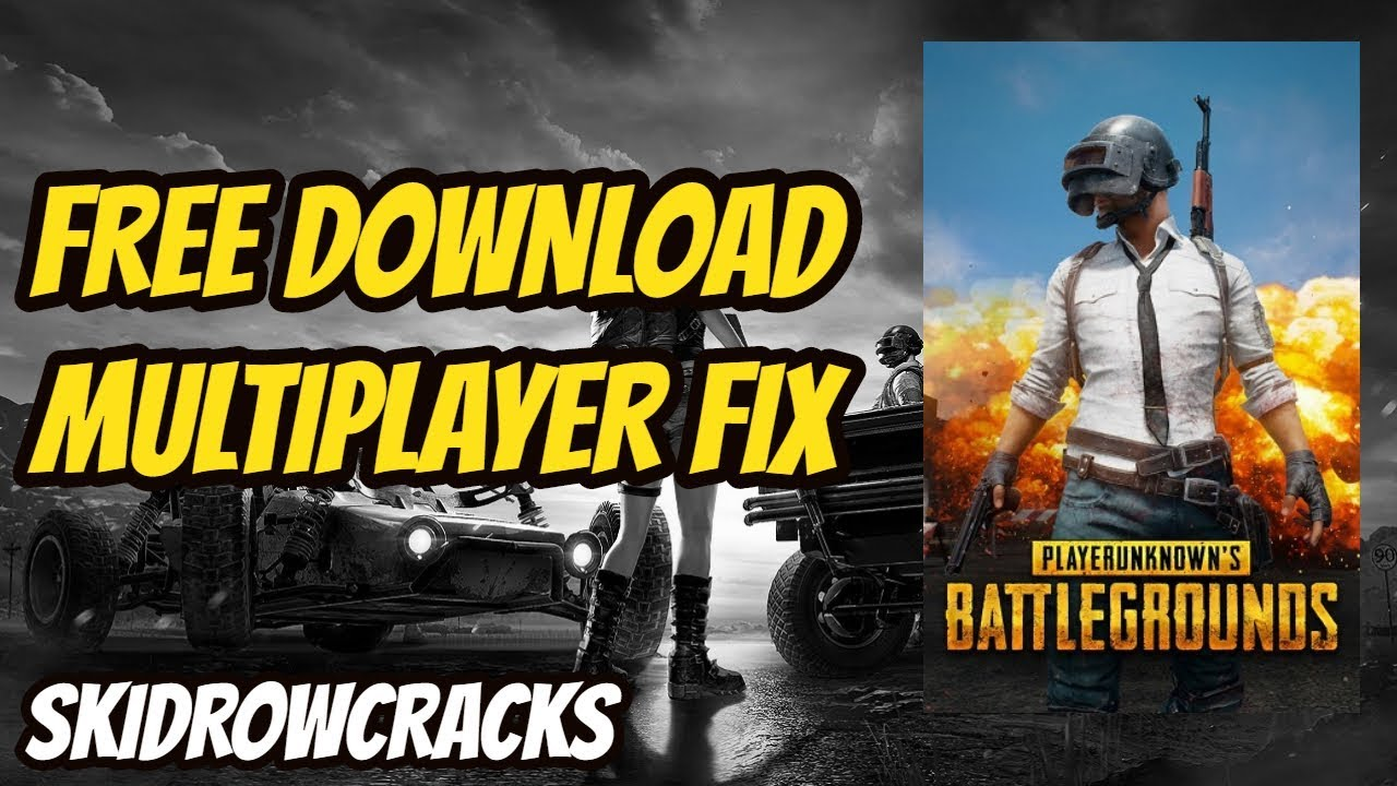 PlayerUnknown's Battlegrounds Download for PC FREE ✅ Full Game Crack [MULTIPLAYER]