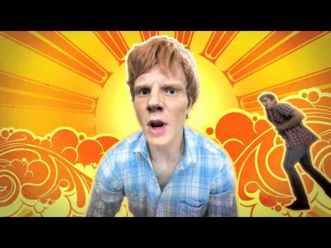 "Disney XD's Adam Hicks feat. Chris Brouchu ""We Burnin' Up"" -- Music Video"