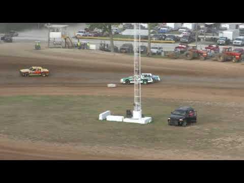 7 28 18 Bailey Hicks Memorial Bomber Heat #3 Lincoln Park Speedway