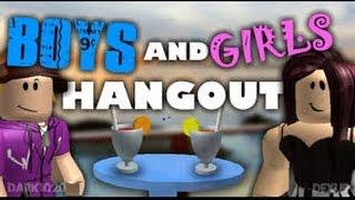 (Roblox) Cathay ya nasty Boys and Girls hangout