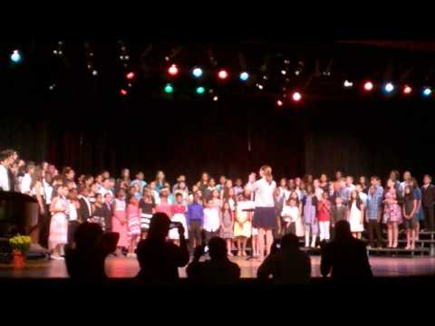 Fox Chapel Elementary School - PROMOTION CEREMONY 2015 (3/3)