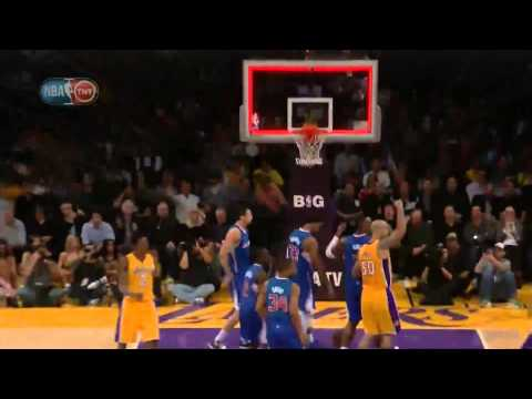 2014-03-06 Clippers vs Lakers Full Highlights