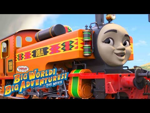 Wake Up 🎵Music Video | Big World! Big Adventures! The Movie | Thomas & Friends | Sing Along