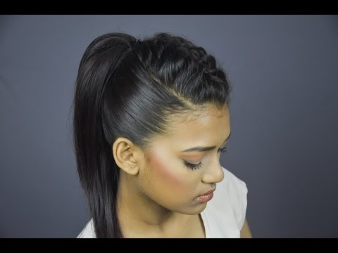 Hairstyle for Medium to Long Hair