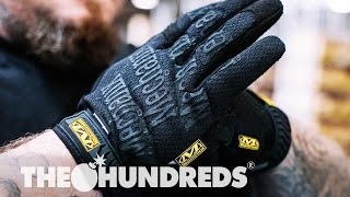 MECHANIX WEAR :: OFFICE TOUR :: THE HUNDREDS