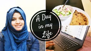 A Day in my life as a Youtuber / My Daily Routine