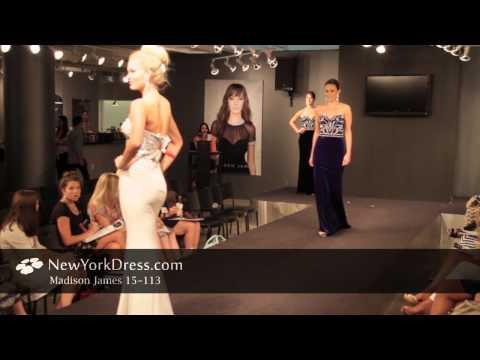 Madison James 15113 Dress - NewYorkDress.com