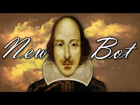 SHAKESPEARE IS ALIVE!