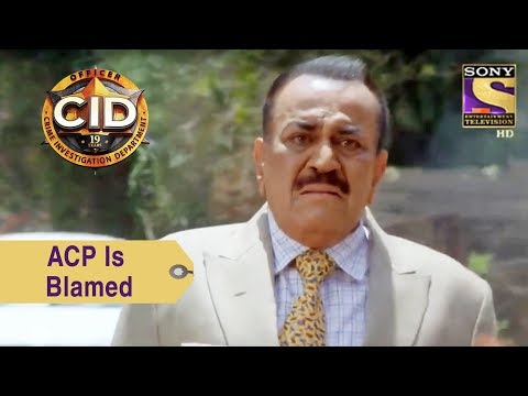 Your Favorite Character | ACP Pradyuman Is Blamed For A Death | CID