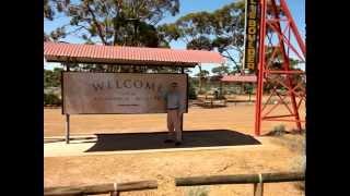 Goldsuche in West Australien März 2014