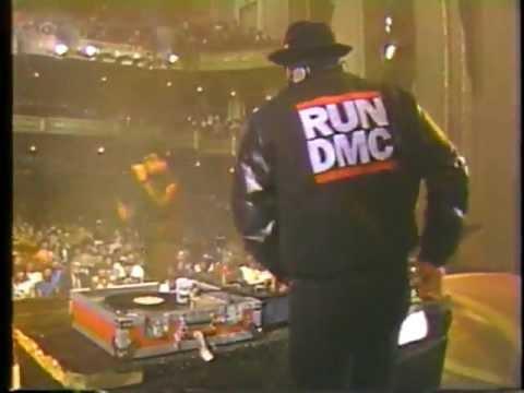 Run-DMC - Rock Box - LIVE Black Golds Awards HQ.flv