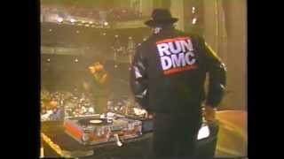 Run-DMC - Rock Box - LIVE Black Golds Awards HQ.flv