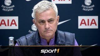 Mourinho in Bestform: sein Sprüchefeuerwerk im Video | SPORT1