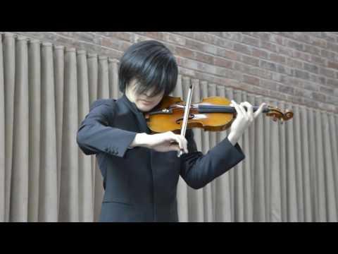 Tatsuki Narita - Eugene Ysaye - Sonata No 3 in D minor, Ballade Op. 27