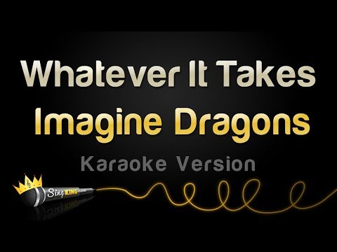 Cover Lagu Imagine Dragons - Whatever It Takes (Karaoke Version) STAFABAND
