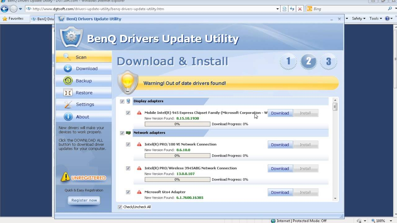 Benq 5560 Driver Windows 7