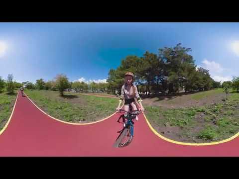 Детский лагерь НИВА. Видео в формате 360 градусов. VR 360