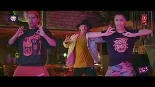Street Dancer 3D Music Video with Varun Dhawan, Shraddha Kapoor and winner Popping Sandy