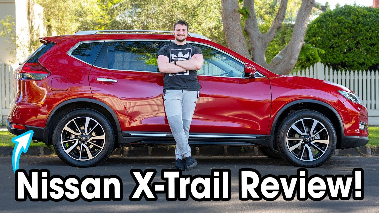Download Nissan X-Trail (Rogue) 2020 Review: See why it's a bargain!