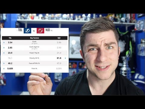 2018 Stanley Cup Bracket Challenge with Steve Dangle