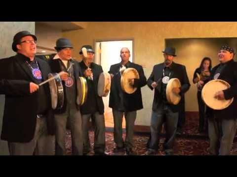 Pipestone Drum Group NAMMY's 2011
