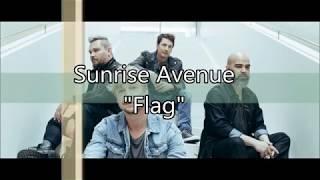 Sunrise Avenue - Flag LYRICS