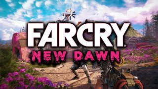 Ucieczka (04) Far Cry: New Dawn