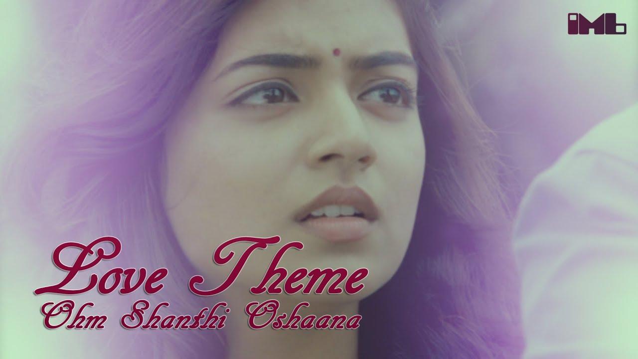 love theme ohm shanthi oshaana indianmoviebgms  sneham cherrim neram instrumental s.php #8