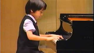 "Debussy ""Jardins sous la pluie"" from Estampes played by Sonosuke Takao"