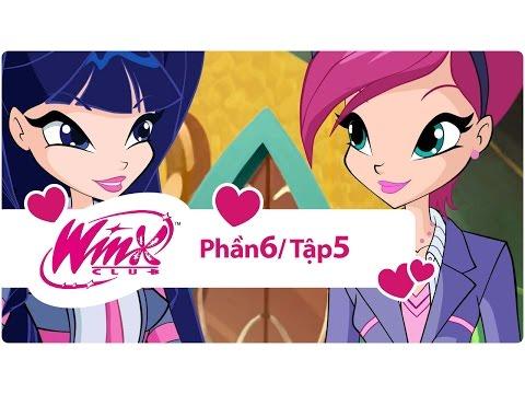 Winx Công chúa phép thuật - phần 6 tập 5 - [trọn bộ]