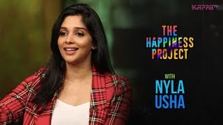 Nyla Usha - The Happiness Project - Kappa TV