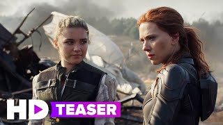 BLACK WIDOW Big Game Spot (2020) Marvel
