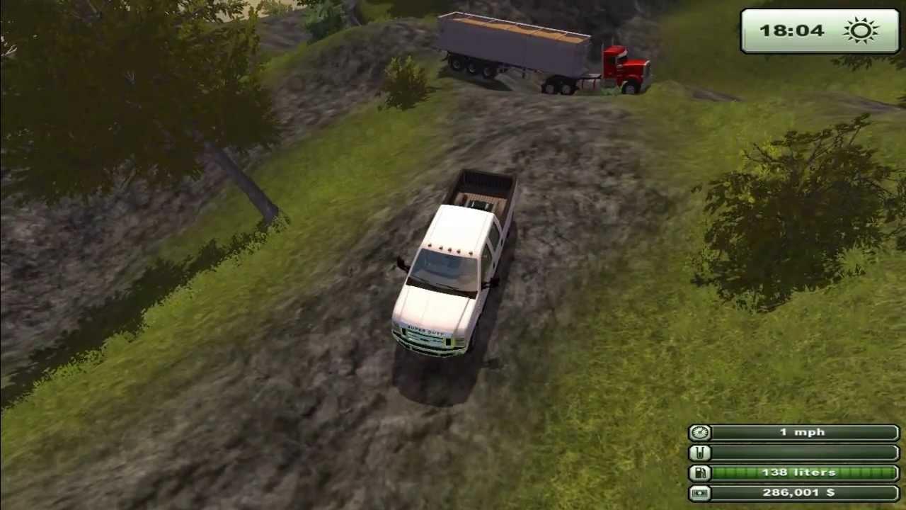 jugando farming simulator 2013 parte 19 (jugando con mods 1) - YouTube