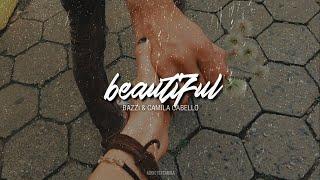 beautiful (remix) | bazzi & camila cabello | traducida español & lyrics Video