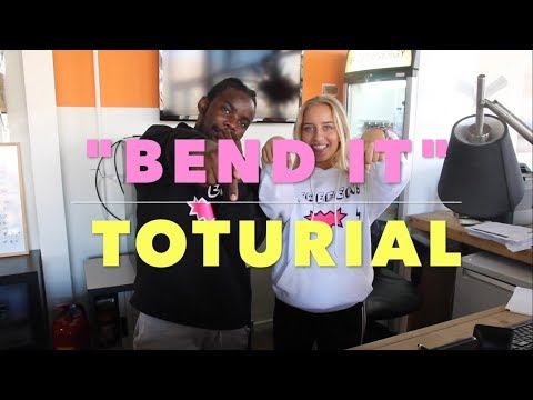 """BEND IT"" - Maleek berry DANCE TUTORIAL 