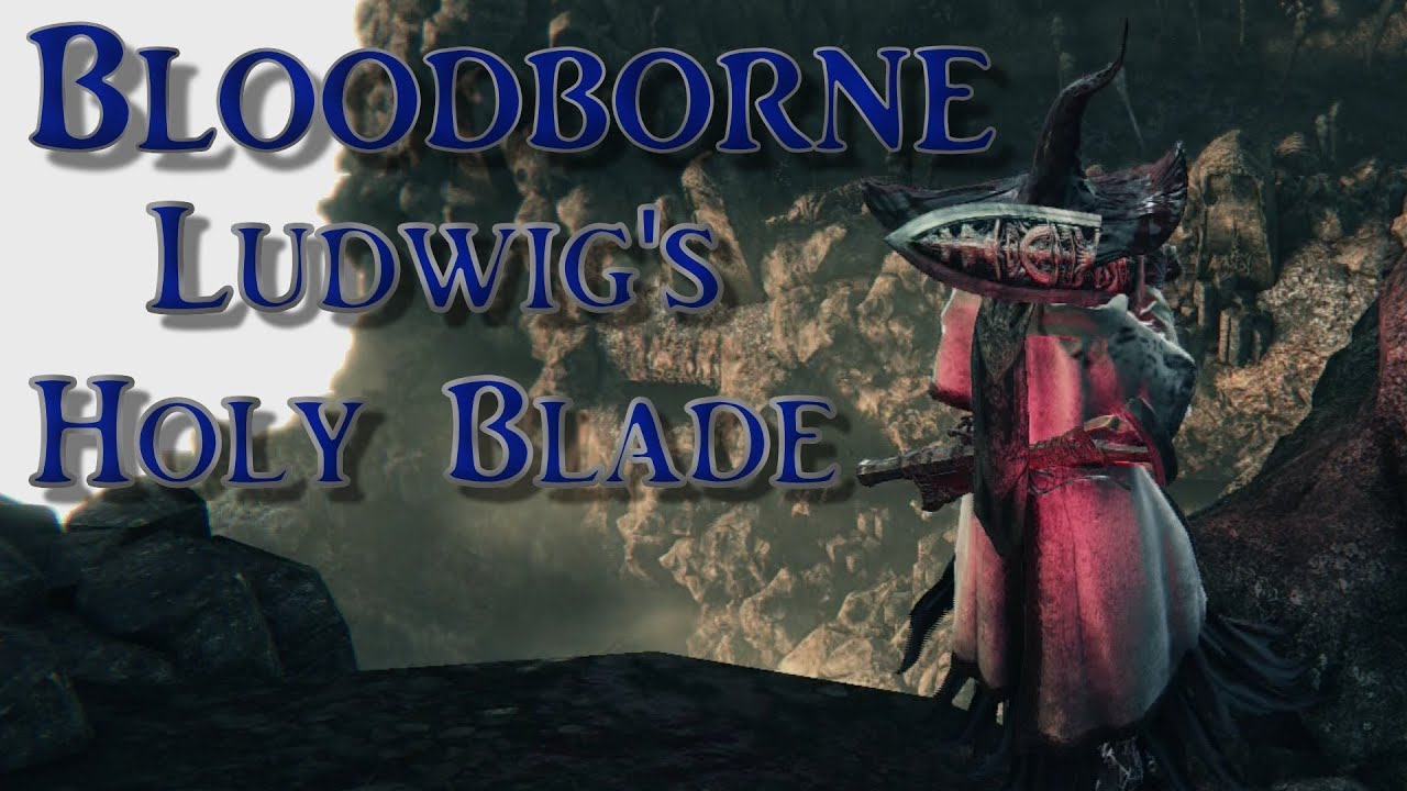 Best Ludwig S Holy Blade Build