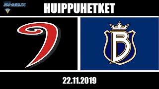 Huippuhetket 2019 - 2020: JYP vs Blues