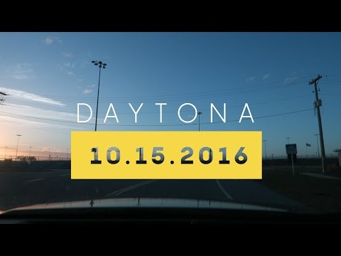 171 MPH around Daytona!