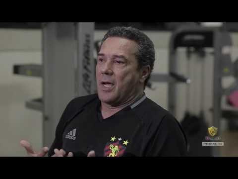TV Sport - Entrevista exclusiva com Luxemburgo (parte 2)