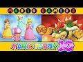 Mario Party 10 - Haunted Trail (Toadette, Peach, Daisy & Rosalina)