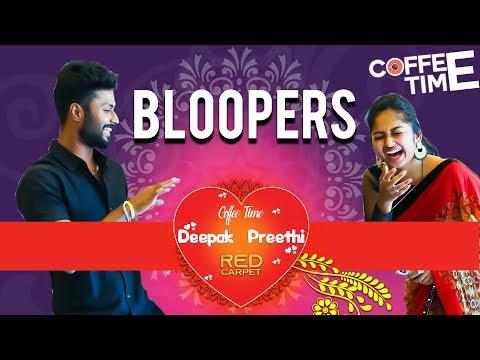 Thirumanam Serial -Interview Bloopers with Anitha   Naveen   Deepak and Preethi Sharma  