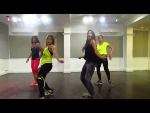 Bollywood Obsession@Zumba Convention Song: Banno Tera Swagger – by ZIN™  Krutika & ZES™ Sucheta Pal