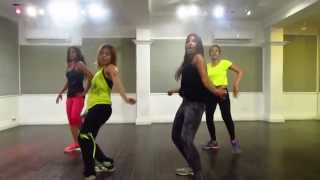 Bollywood Obsession@Zumba Convention Song: Banno Tera Swagger - by ZIN™  Krutika & ZES™ Sucheta Pal
