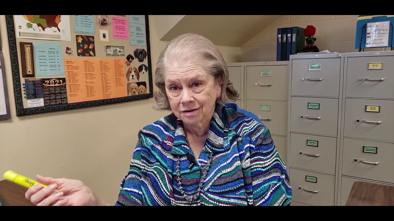Client Testimonial - Mary Garrett