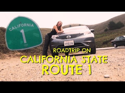 Roadtrip on California State Route 1 ⎸ 360 Honeymoon Mini Guides