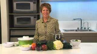 Cooking Vegetables Guide: Easy Cabbage, Cauliflower, Kale And Broccoli Recipes | Herbalife Recipes