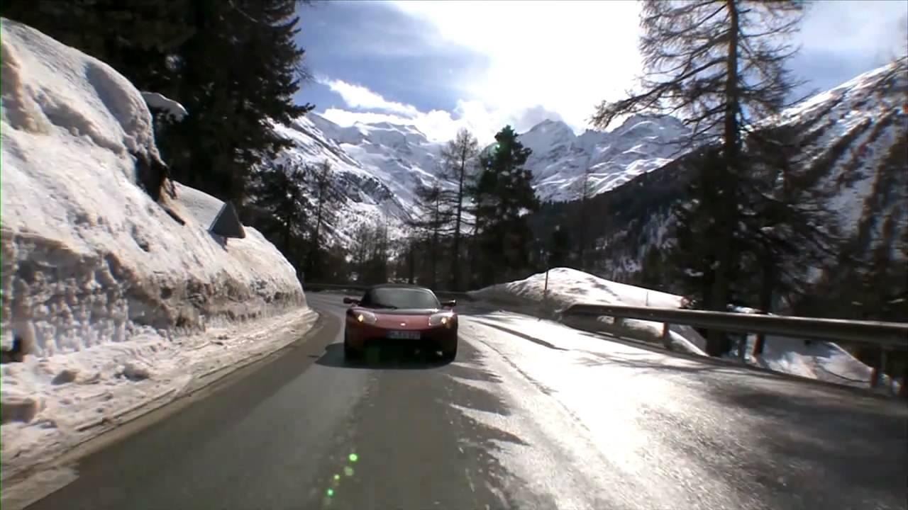 Tesla Roadster: Thrill