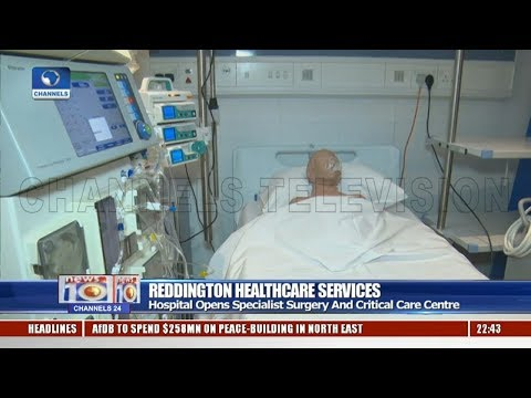 Reddington Hospital Opens Specialist Surgery And Critical Care Centre