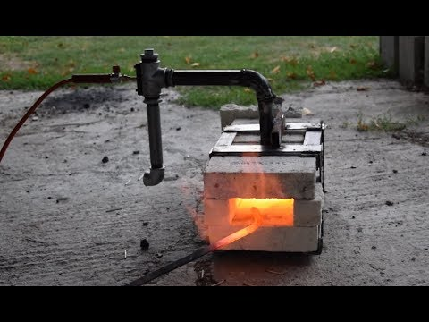 Fastest and easiest way to make forge