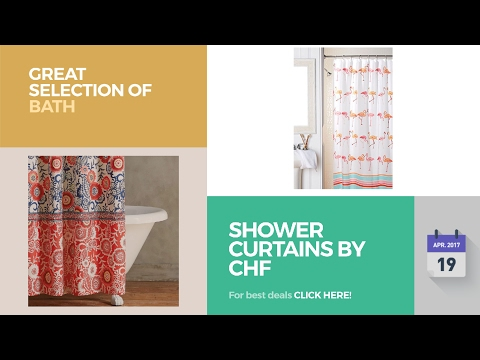 Shower Curtains By Chf Great Selection Of Bath Products